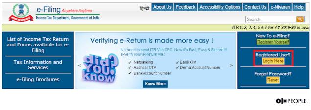 file income tax return online